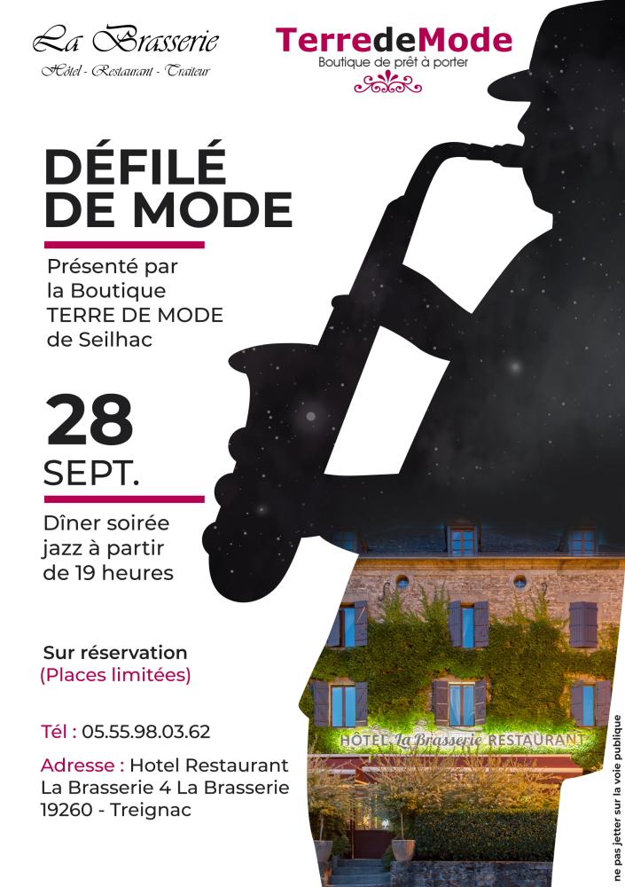DEFILE DE MODE